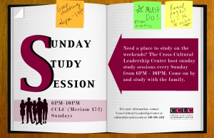 sunday_study_sessions